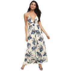682df7aa5d62 Casual Loose Floral Print Sleeveless High Waist Maxi Dress. Elegant Summer  DressesBeach ...