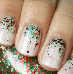 Christmas nails - tested and approved