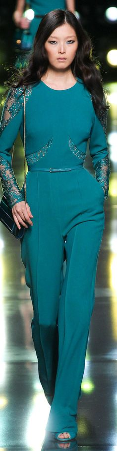Elie Saab Collection Spring 2015 | The House of Beccaria~