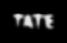 Updated Tate's visual identity with a redrawn logo and new typographic design. Typographic Design, Graphic Design Typography, Identity Design, Logo Design, Brand Identity, Visual Identity, Tate Modern London, Museum Branding, London Logo