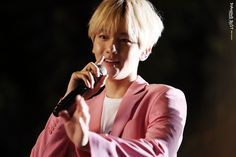 Baekyyyyy my child <3 EXO Baekhyun