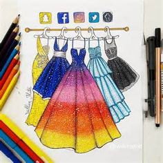 social media dresses and hair - Yahoo Image Search results