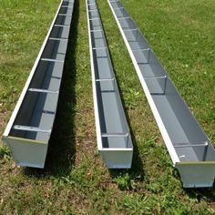 Different Gutter Styles And Size Rain Gutters