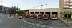 Parc de bombers de l'Hospitalet de Llobregat   Hospitalet de Llobregat (Barcelona) fire department