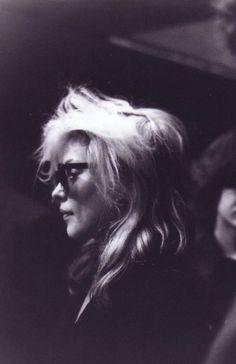 Debbie Harry, original babe