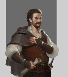 Lancel, contramestre do Bigorna