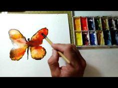 """Ejercicios preliminares de color (Acuarela 1), """"Los secretos de la pintura"""", Javier Pérez Prada - YouTube"""