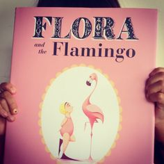 Flora and the Flamingo | Box Play for Kids Top 5 Summer Reading List