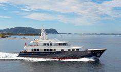 M/Y CALLIOPE yacht f