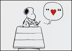 Love Snoopy-woopy. X.