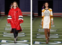 Tommy Hilfiger / runway show 2015