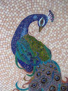 Peacock, Pixie Art Workshops
