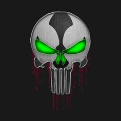 Shop the punisher - spawn the punisher t-shirts designed by realpuan as well as other the punisher merchandise at TeePublic. Apple Iphone Wallpaper Hd, Lion Wallpaper, Punisher Logo, Punisher Skull, Batman Tattoo, Skull Artwork, Skeleton Art, Arte Horror, Dragon Ball Gt