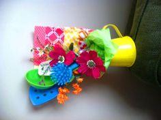 Bridal shower gift~I got this idea from pinterest I must say I like mine better ;)