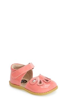 Livie & Luca 'Petal' Mary Jane (Baby, Walker & Toddler) available at #Nordstrom