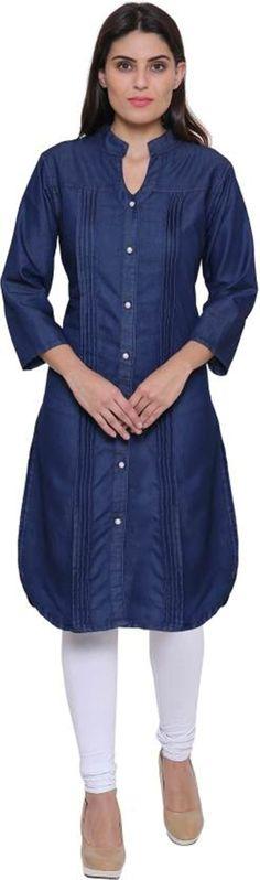 #kurties  #kurtiesdesign  #kurtiespettern  #kurtiesindian  #kurtiescoldsholderkurties  #kurtiespakistani  #kurtiesplazzo  #kurtiesindowestern  #kurtieswithjeans  #kurtieswithjacket  #kurtiestops  #kurtiesneckless  #shortkurties  #longkurties  #kurtieswithpant  #kurtieslinen Denim Kurti, Blouse, Long Sleeve, Sleeves, Tops, Women, Fashion, Moda, Long Dress Patterns