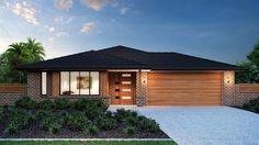 Stillwater 231 - Element, Our Designs, Darwin Builder, GJ Gardner Homes Darwin Modern House Plans, Modern House Design, Indoor Outdoor, Outdoor Living, Outdoor Decor, Patio Design, Exterior Design, Display Homes, Facade House
