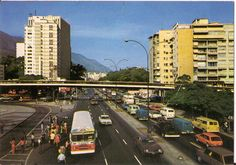 El elevado de Altamira. Años 70´s