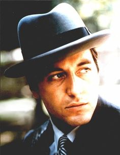 What Al Pacino character are you?Your Michael Corleone From The Godfather (1972), The Godfather: Part II, (1974), The Godfather: Part III, (1990). Your A Sharp Business Man Who Keeps Gaining More And More Power. Family Is Important To You And You Care For Them And Want To Protect Them No Matter What. Your Not Afraid To 'Dispose' Of Sombody But You Also Have At The Back Of Your Mind A Conscience If Waiting To Surface. Your A Kind Person Really - But Work Occasionally COmes Before Family.
