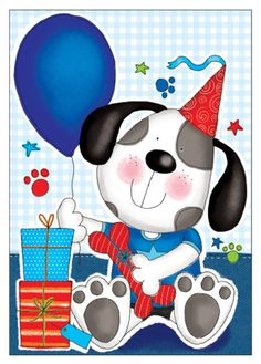 1st Birthday Girls, Birthday Wishes, Birthday Cards, Happy Birthday, Dog Pictures, Cute Pictures, Holi Party, Painting For Kids, Children Painting