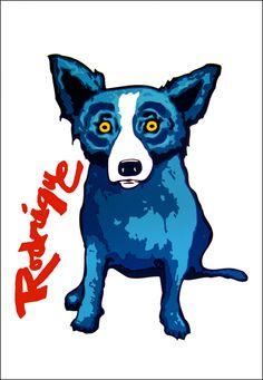 Blue Dog!