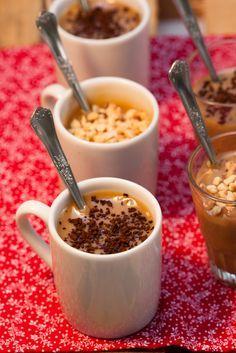 Brigadeiro de café com paçoca - Culinarístico