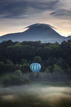 Nice to meet you. Amazing Photography, Nature Photography, Travel Photography, Better Photography, Air Ballon, Hot Air Balloon, British Columbia, Bali, Take Better Photos