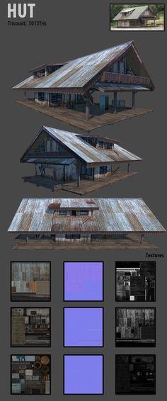 hitesh-dhamange-01-hut1.jpg (666×1600) (How To Build A Shed Art Studios)