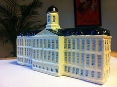 KLM House Delft Blue Bols Royal Palace RARE | eBay