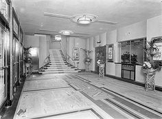 1000 Images About Art Deco Theaters On Pinterest Cinema