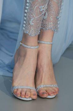 Ralph & Russo Haute Couture Spring 2014 legging