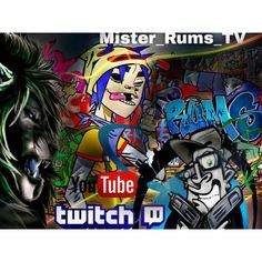 Mister Rums Graffiti Artist, Tattoo Artist, Graphic Designer, Los Angeles  Twitter @RUMSTATTOOS  #MisterRums