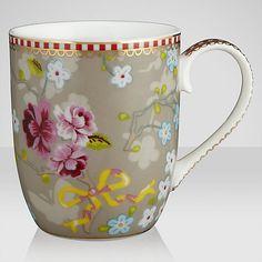 Buy PiP Studio Chinese Rose Mug Online at johnlewis.com