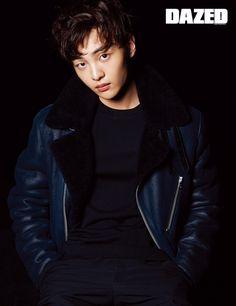 Kim Min Jae - Dazed & Confused Magazine September Issue '16