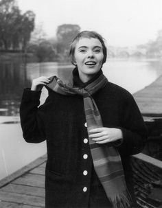 Jean Seberg. Your primer on French New Wave films, actors, and key players.