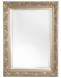 Parijs speigel Deze sfeervolle speigel heeft rococo decoratief lang de frame. 199,00€