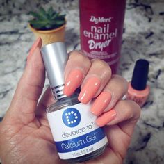 #nailsdid via @lashenny21nails  Ready to start the week with long strong nails! @demertbrands #Develop10 #nailtreatment #CalciumGel #DeMert #DeMertBrands #NailEnamelDryer  #Mani @opi_products Shade: #CrawfishinForACompliment #OPINewOrleans #lashenny21nails #StayPolished #nailsoftheday #notd #nailsofinstagram #nailspiration #nailart #opicollection #manicure  #nailgram #nailpolishaddict #nailstagram #ilovenailpolish #instanails #naildesign