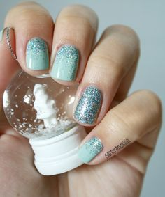Get inspirations from these cool stylish nail designs for short nails. Find out which nail art designs work on short nails! Nail Art Designs, Holiday Nail Designs, Short Nail Designs, Holiday Nails, Christmas Nails, Nails Design, Christmas Glitter, Trendy Nail Art, Stylish Nails