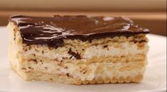 Sweet Desserts, Vanilla Cake, Tiramisu, Breakfast Recipes, Cooking Recipes, Sweets, Ethnic Recipes, Youtube, Foods