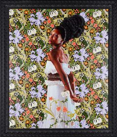 Kehinde_wiley-woman