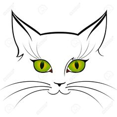 Cat Eyes Royalty Free Cliparts, Vectors, And Stock Illustration ...