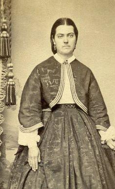 CDV Card Vintage Photo Lot of 3 Civil War Era Ladies Hoop Skirts PA NY   eBay