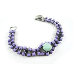 Love Obsessed Viviana Bracelet, $38, now featured on Fab.