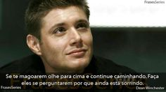 Dean Winchester, Supernatural (played by Jensen Ackles) Dean Winchester Funny, Supernatural Memes, Super Natural, Superwholock, Best Shows Ever, Best Tv, You Changed, Confessions, Fangirl