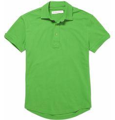 Orlebar BrownSebastian Cotton Piqué Polo Shirt|MR PORTER