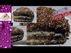 Dünyanın en kolay yaş pastası tarifi - Üç ana malzemeli şipşak hazır nefis yaş pasta nasıl yapılır - YouTube