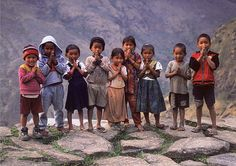 Nepal - particularly Panauti Village - where a good friend has a flourishing orphanage called 'Joining Hands Nepal'