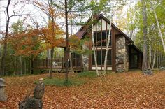 Lake Leelenau Cottage with Lakefront and 60 Acres