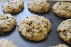 Better Chocolate Chip Cookies - these are the best cookies I've ever made.