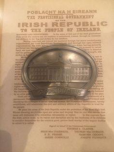 1916 Easter rising Dublin,Ireland in Collectables, Metalware, Bronze | eBay